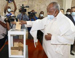 Djibouti's President Guelleh wins fifth term with 97% of votes