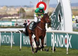 Horse racing: Blackmore described as an 'inspiration' after National triumph
