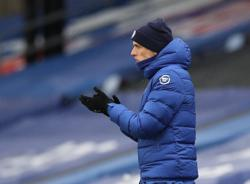 Soccer-Chelsea aggression pleases Tuchel in Palace win