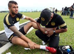 Eldstal's all the rave in Chonburi despite missing FA Cup final