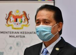 Selangor records 415 cases from the country's total of 1,510