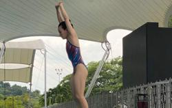 Jun Hoong relieved dream of a third Olympics still alive