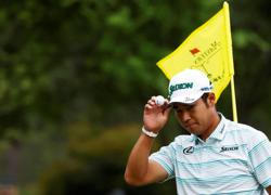 Small Japanese media contingent a blessing for Matsuyama