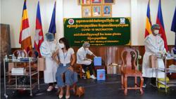 Hun Sen says Covid-19 vaccination mandatory as Cambodia confirms three new Covid-19 deaths