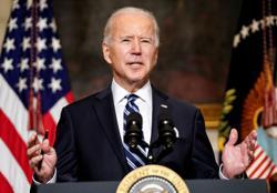 Biden welcomes settlement between South Korean firms on electric battery dispute