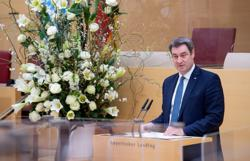 Bavaria's Soeder ready to run as chancellor with CDU support - sources
