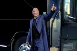 Almost half of Americans polled support Dwayne Johnson for president