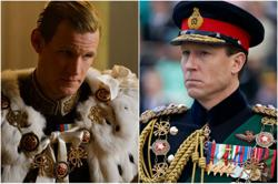 'The Crown' actors Matt Smith and Tobias Menzies pay tribute to Prince Philip