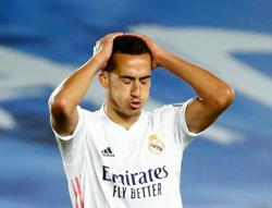 Soccer-Real Madrid's Vazquez ruled out rest of season with knee injury