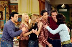'Friends' reunion finally happening after a year's delay
