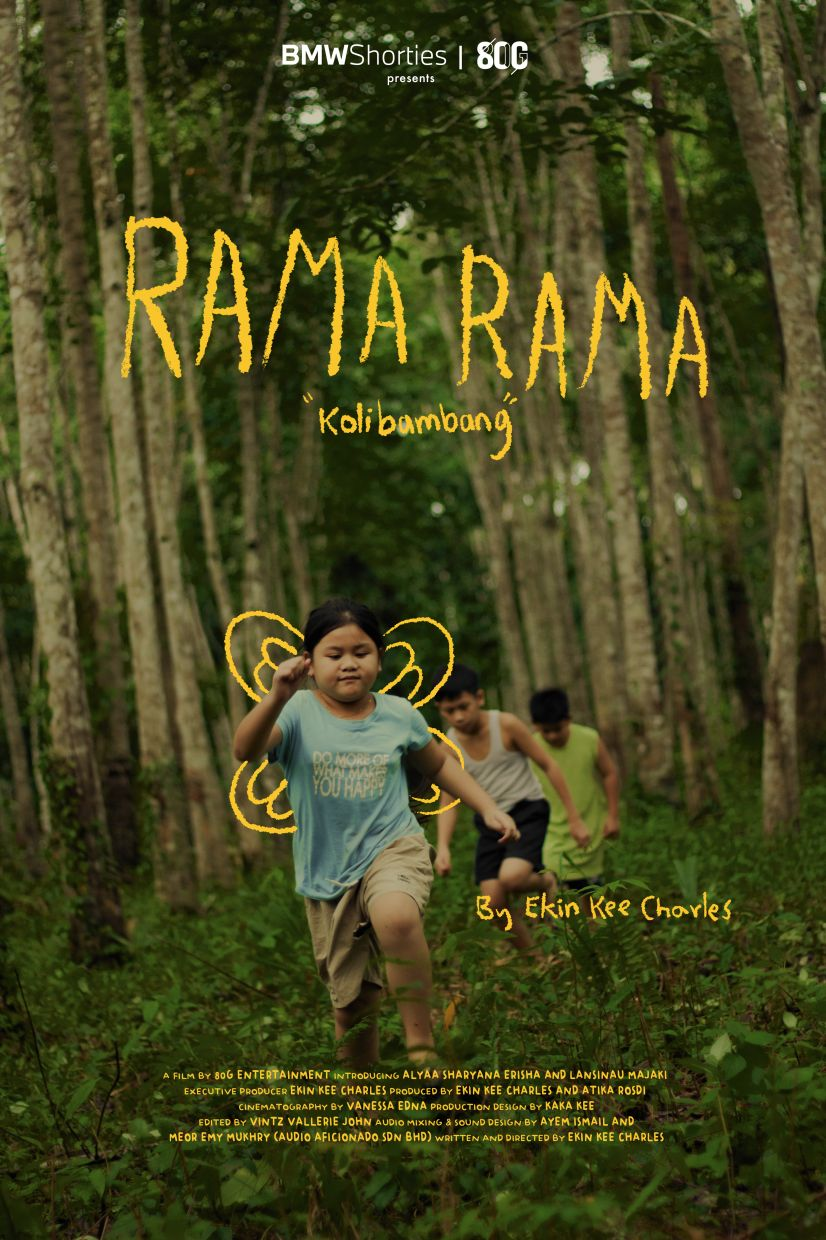 Rama-Rama, a BMW-funded short film, directed by Ekin Kee Charles.