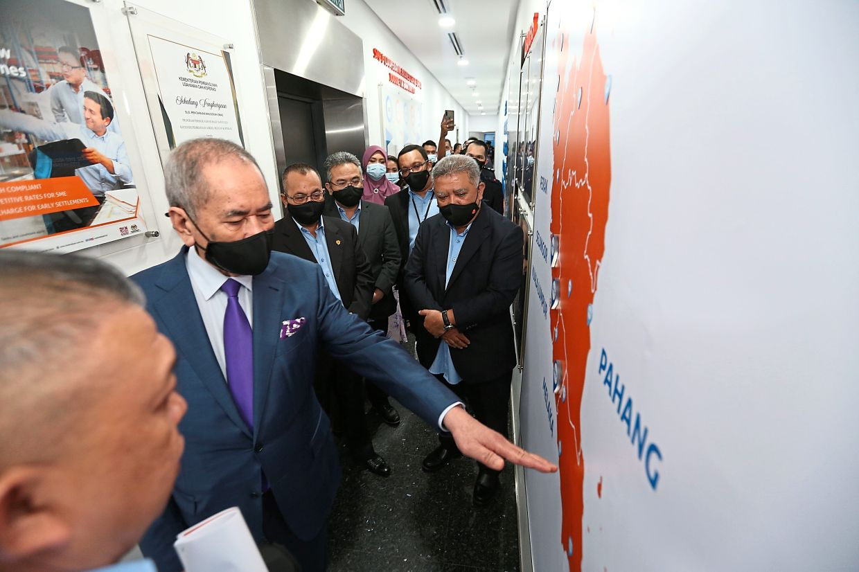 The establishment of SMEC is very focal for Bank Rakyat to emerge as an SME one-stop centre that provides not just financing but business insights and networking.