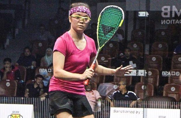 Kah Yan, Aifa stun favourites to enter squash final