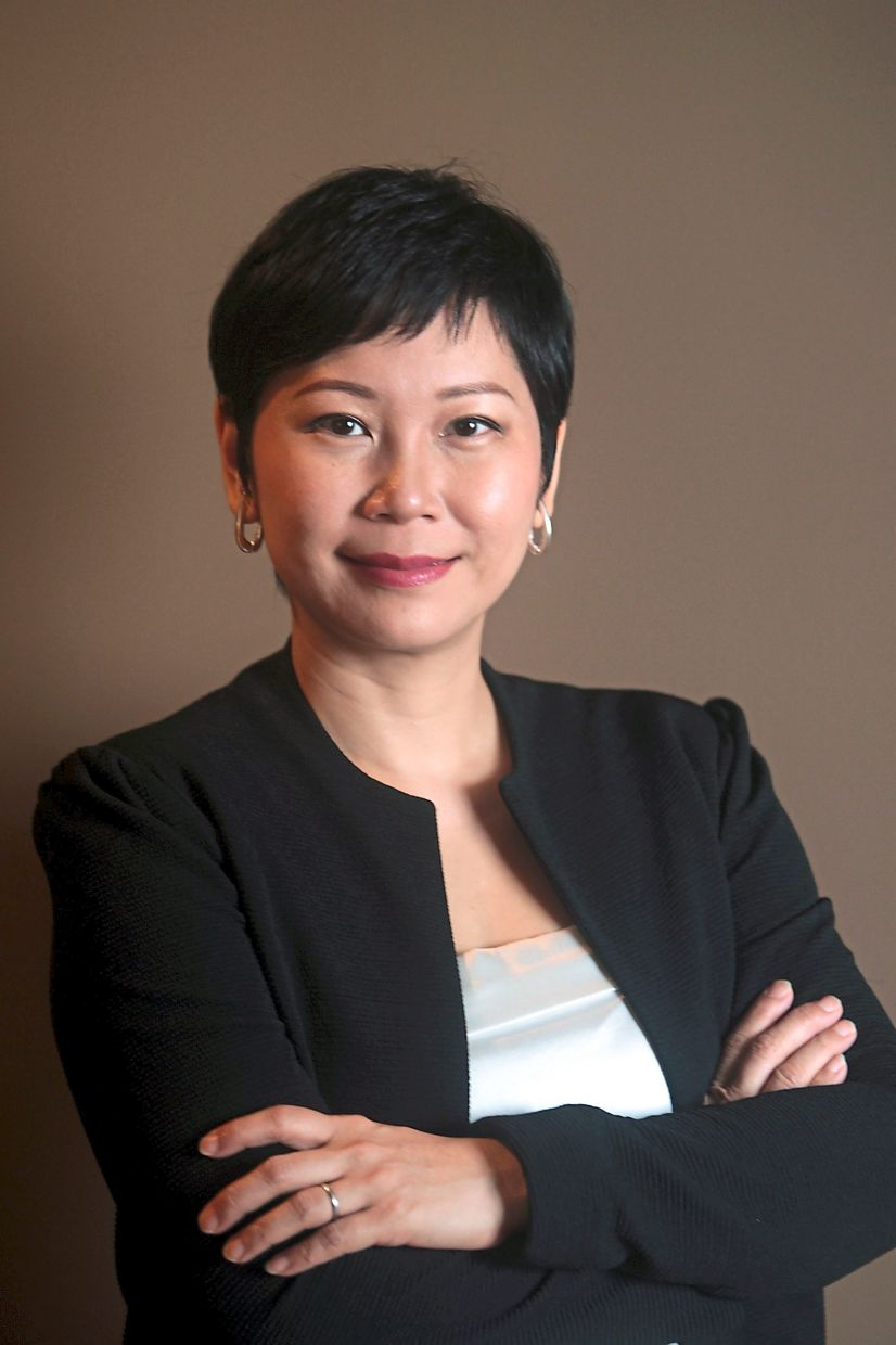 RAM Rating Services Bhd co-head of financial institution ratings Wong Yin Ching