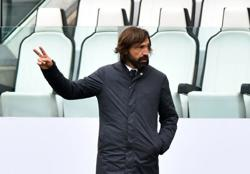 Soccer-I give myself six out of 10, says Juve coach Pirlo