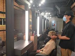 JB hair salons stay optimistic despite slow business