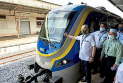 Faster, smoother rail travel
