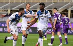 Soccer-Atalanta edge Fiorentina in thriller to climb back into fourth