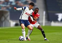 Spurs' Son the target of 'abhorrent' online racial abuse