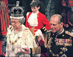 A to Z of Britain's Prince Philip