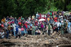 Death toll in Indonesia from tropical cyclone Seroja rises to 177