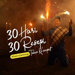 Instagrammer Khairul Aming's 30 Hari 30 Resepi series is back for Ramadan