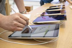 Apple facing supply shortage of upcoming high-end iPad displays