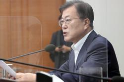 'My romance, your adultery': South Koreans' sarcasm follows President Moon into final year