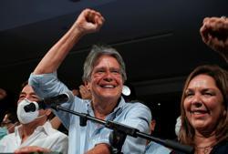 Ecuador shuns socialism with Lasso's surprise election