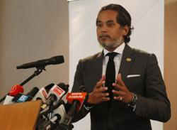 More than half the 31,776 given vaccination dates did not respond, says Khairy