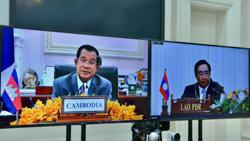 Cambodian and Laos PMs agree to further enhance bilateral ties, cooperation
