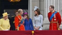 Britain's Prince William says: 'I will miss my grandpa'