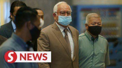 Lawyer: Najib unaware money came from SRC