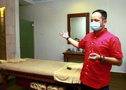 Spa and wellness centres hoping for more relief