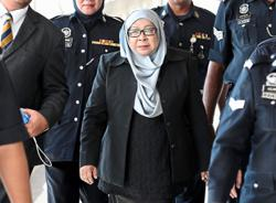 Ex-spy chief given DNAA