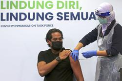 Sinovac vaccine safe for those aged 60 and above, says Khairy