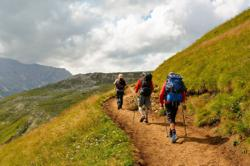 Lace 'em up! For a mental health boost, take a hike