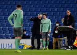 Everton still in the fight, says Ancelotti