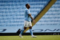 Man City's Sterling hoping to end 'weird' season on a high