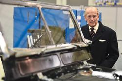 Prince Philip designed custom-built Land Rover for his own funeral