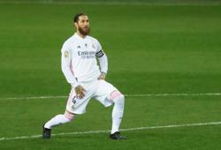 Real Madrid's Sergio Ramos tests positive for COVID-19