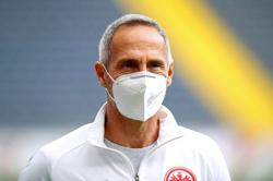 Eintracht coach Huetter to take over Gladbach next season