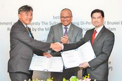 MoU inked to promote healthy living in Brunei