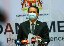 Health Ministry: Nine new Covid-19 clusters, four from workplaces
