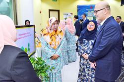 In vision of financial independence for Brunei's young