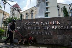 Indonesian police arrest six suspected terrorists linked to Makassar Cathedral bombing; Cyclone Seroja death toll now 148; 47 still missing