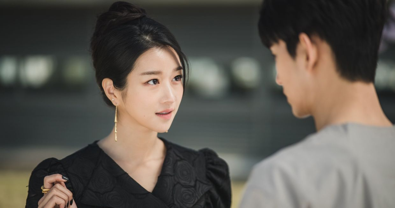 Seo Ye-ji in the series 'It's Okay To Not Be Okay'. Photo: tvN