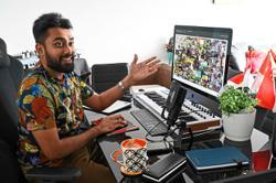 Digital art buyer shines light on NFT boom