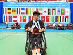 Ikhwan out to make Spain trip fruitful as he sets sights on Paralympics