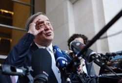 Showdown in Berlin: conservative rivals to succeed Merkel woo lawmakers